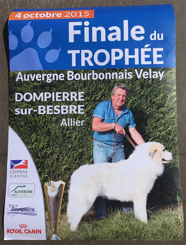 centrale canine du bourbonnais